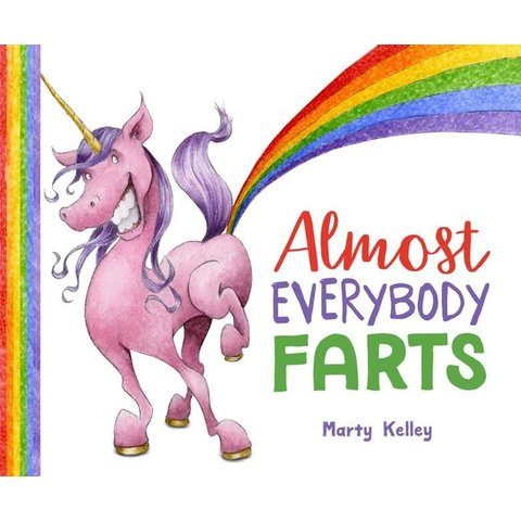 Sterling Publishing: Almost Everybody Farts BB