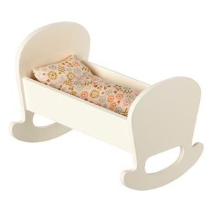 Maileg Maileg: Baby Mouse Cradle