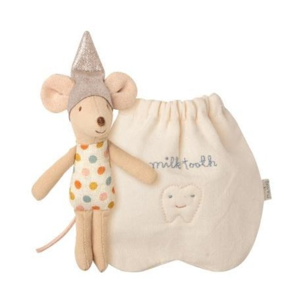Maileg Maileg: Tooth Fairy Mouse LIttle