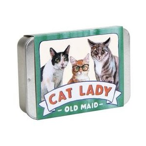 Chronicle Chronicle: Cat Lady Old Maid