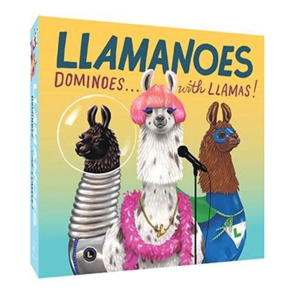 Chronicle Chronicle: Llamanoes Dominoes