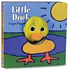 Chronicle: Little Duck Finger Puppet Book