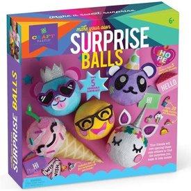 Ann Williams Ann Williams: Craft-tastic Suprise Balls