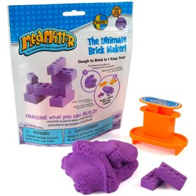 Relevant Play Mad Mattr: Ulitmate Brick Maker-Purple