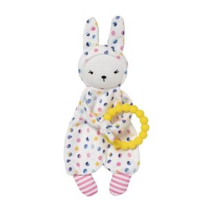 Manhattan Toy MTC: Cherry Blossom Baby Bunny Stroller Toy