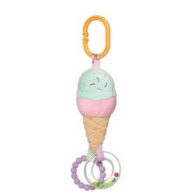Manhattan Toy MTC: Cherry Blossom Ice Cream Cone Stroller Toy