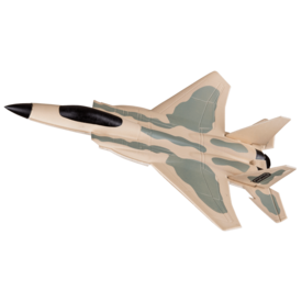 Toysmith Duncan:F-15 Eagle Fighter with Poser Assist