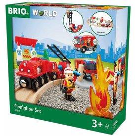 Brio Brio: Firefighter Set