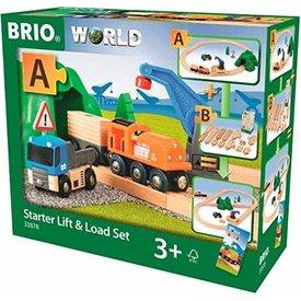 Brio Brio: Starter Lift & Load Set