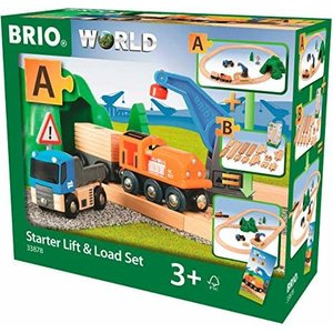 Ravensburger Brio: Starter Lift & Load Set