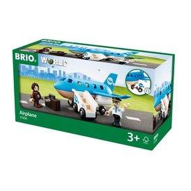 Brio Brio: Airplane Boarding Playset