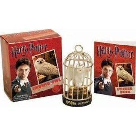 Hachette Running Press: Harry Potter Hedwig Owl figure and Sticker Book