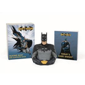 Hachette Running Press: Batman Talking Bust Mini Book