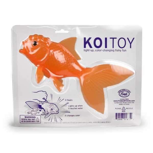 Fred's Fred's: Light Up Koi Toy
