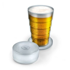 Fred's Fred's Port-A-Pint - folding beer glass