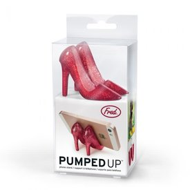 Fred's Fred's:Pumped Up- Phone Stand Ruby Glitter
