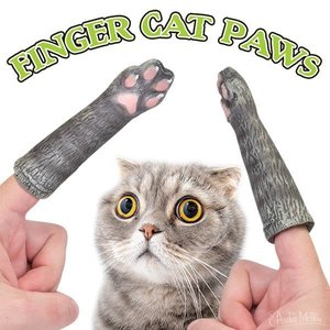 Archie McPhee Archie McPhee: Finger Cat Paw