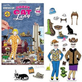 Archie McPhee Archie McPhee: Dress-Up Crazy Cat Lady