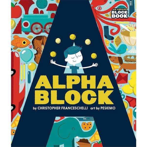 Abrams Abrams: Alphablock