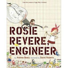 Hachette Abrams: Rosie Revere, Engineer