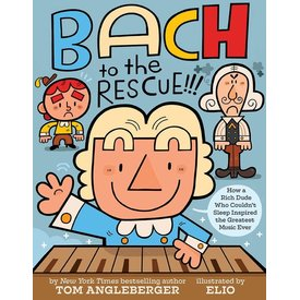 Abrams Abrams: Bach to the Rescue!!