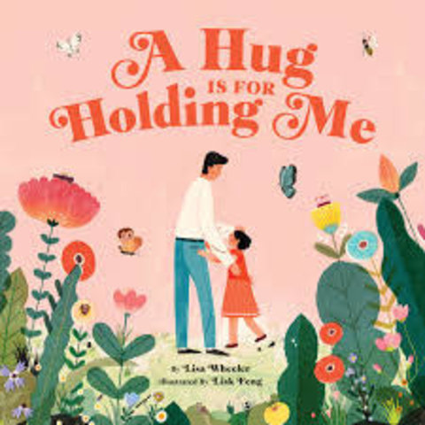 Abrams: Hug is for Holding me