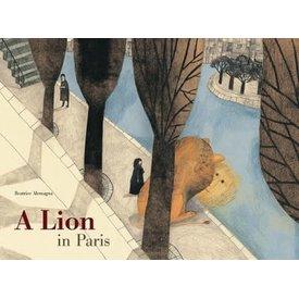 Abrams Abrams: Lion in Paris