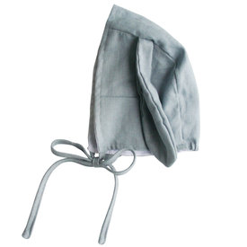 Alimrose Alimrose: Bobby Bunney Bonnet Grey Linen