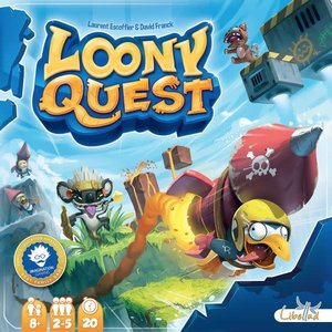 Alliance Alliance:  Loony Quest