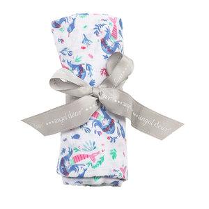 Angel Dear Angel Dear: Mermaid Swaddle Blanket