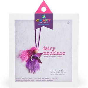 Ann Williams Ann Williams: Craft-Tastic Fairy Necklace Kit