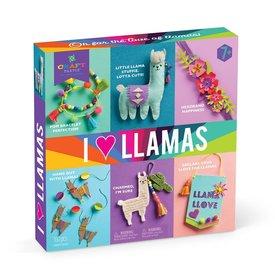 Ann Williams Ann Williams: Craft-tastic I Love Llamas