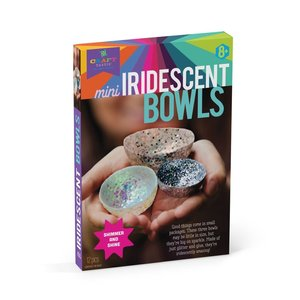 Ann Williams Ann Williams: Craft-tastic Mini Irridescent Bowls