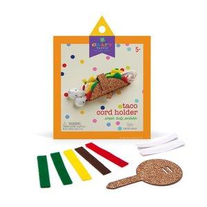 Ann Williams Ann Williams: Craft-tastic- Taco Cord Holder