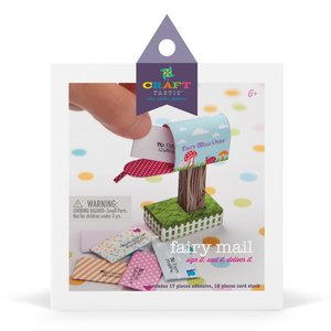 Ann Williams Ann Williams: Craft-tastic Fairy Mail Kit