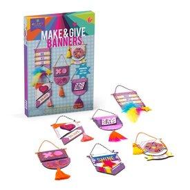 Ann Williams Ann Williams: Craft-tastic: Make & Give Banners
