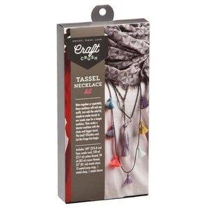 Ann Williams Ann Williams: Craft Crush Tassel Necklace Kit