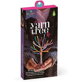 Ann Williams Ann Williams: Craft-tastic Tiny Yarn Tree Kit
