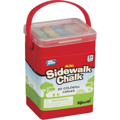 Toysmith: Mini Sidewalk Chalk