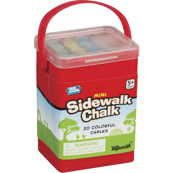 Toysmith Toysmith: Mini Sidewalk Chalk