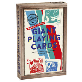 Professor Puzzle Professor Puzzle: Giant Playing Cards