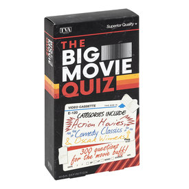 Professor Puzzle Professor Puzzle: The Big Movie Quiz