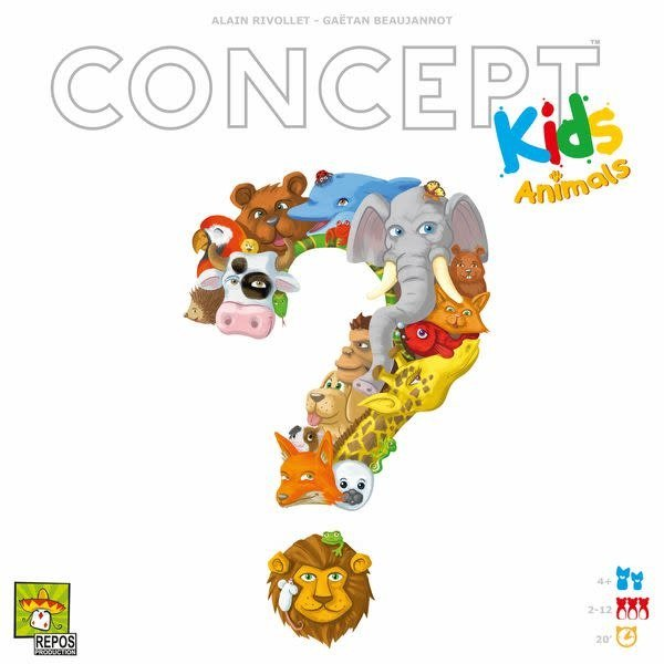 Asmodee Asmodee: Concept Kids