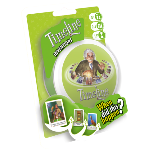 Asmodee: Timeline 1: Inventions