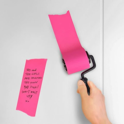 Fred's:Roller Note Sticky Note Roll