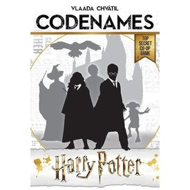 GTS Alliance Games: Codenames-Harry Potter