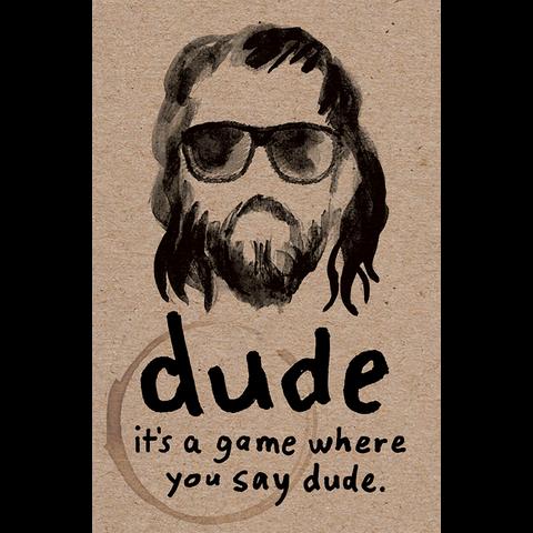 Alliance Games: Dude