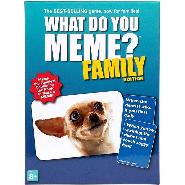 What Do You Meme WDYM: What do you Meme? Family Edition