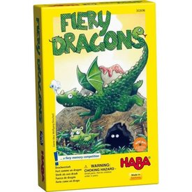 Haba Haba Games: Fiery Dragons