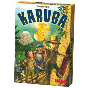 Haba Haba Games: Karuba
